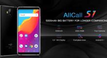 Zvěsti o prvním Gorilla Glass 6 u AllCall S1 se nepotvrdily [aktualizováno]