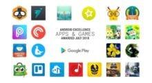 Google aktualizoval seznam Android Excellence v Obchodě Play