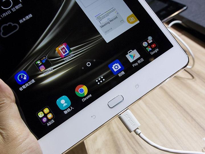 Asus ZenPad 3S 10 – tablet s Mediatekem