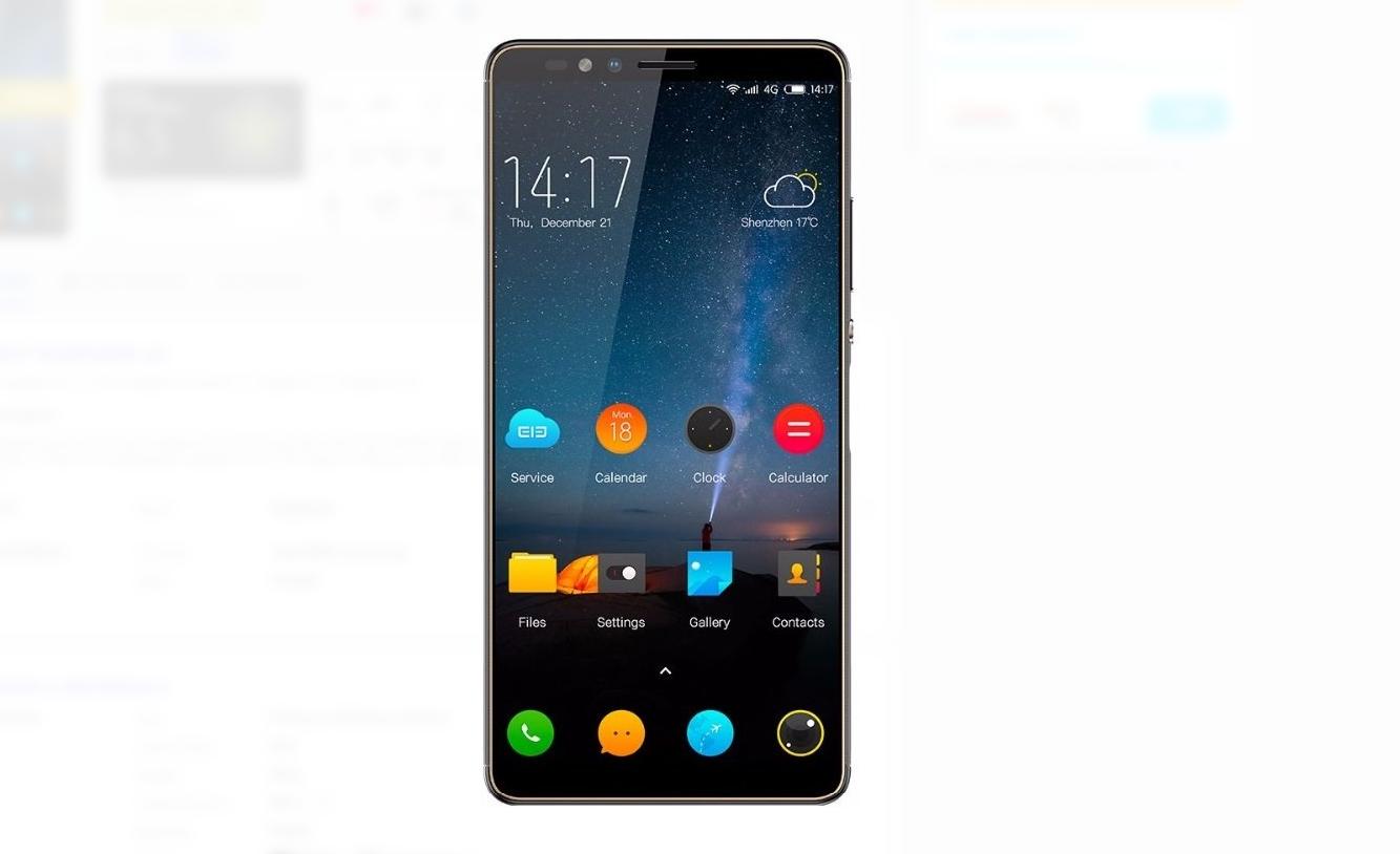 Elephone A2 je elegantním telefonem s nedokonalými parametry