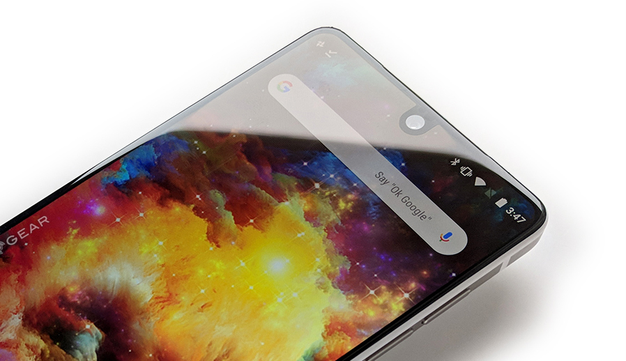 Huawei si pohrává s nahrazením výřezu v displeji