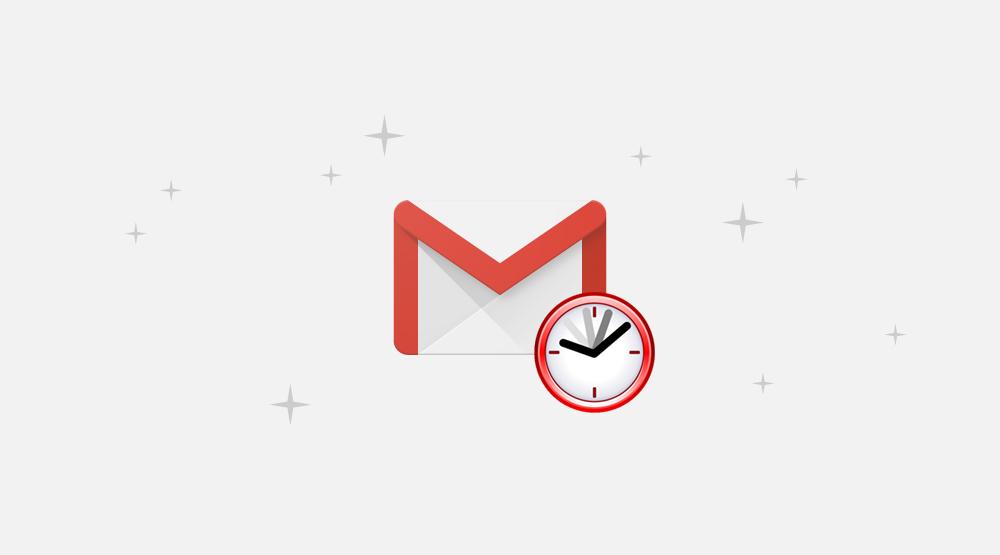 Gmail nabídne naplánování emailu