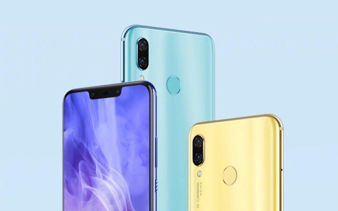 Huawei Nova 3 bude stát 10 988 Kč [aktualizováno]