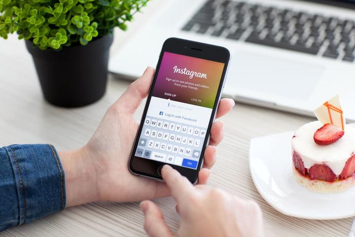Instagramu unikla hesla některých uživatelů