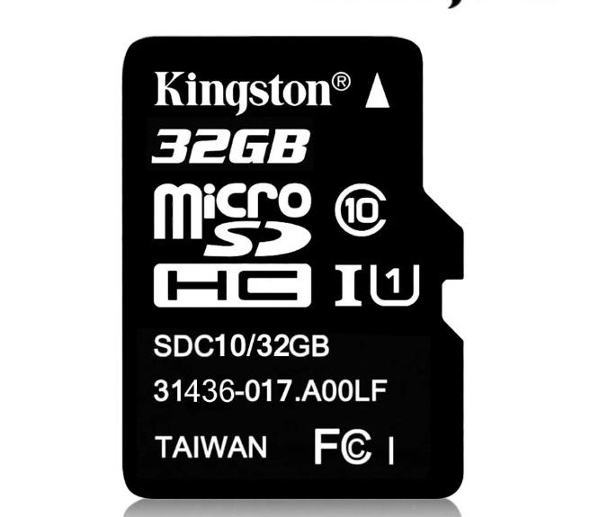 32GB microSD karta Kingston jen za pouhých 176 Kč [sponzorovaný článek]