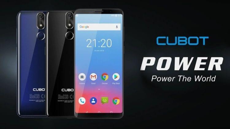Cubot Power