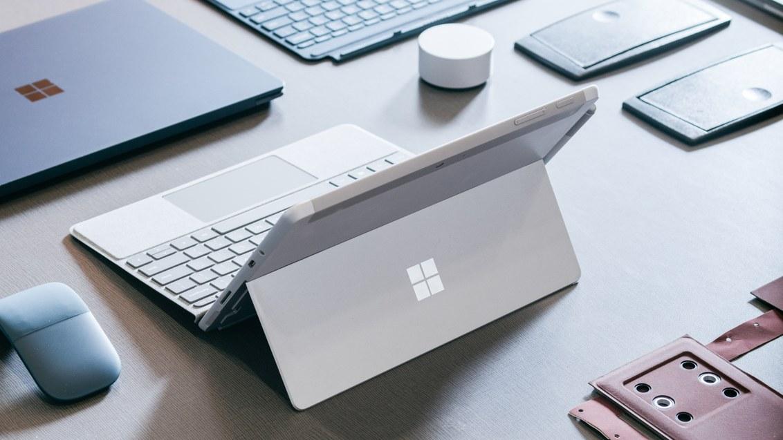 Surface Go: Microsoft představil svůj nejlevnější tablet