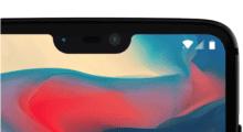 OnePlus 6 má problémy s adaptivním jasem
