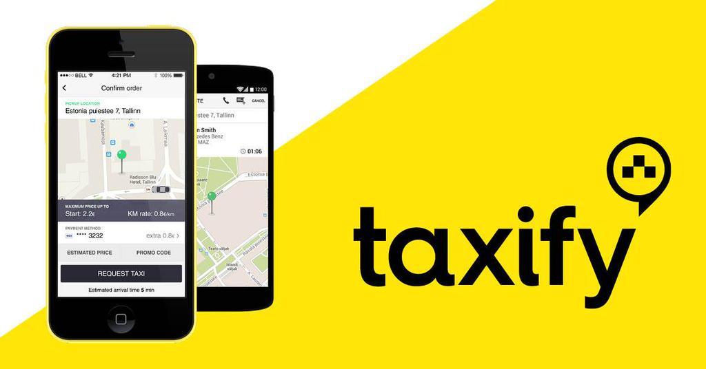 Služba Taxify se rozšiřuje do čtyř nových měst