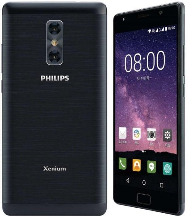 Philips Xenium X598