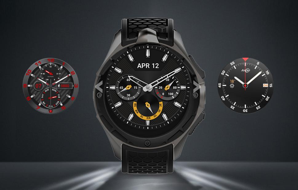Na trhu jsou další chytré hodinky s Androidem, nesou název AllCall W2