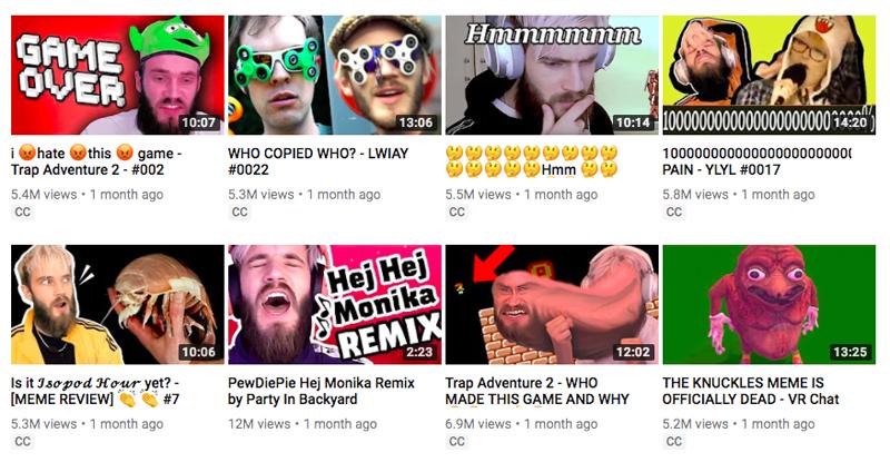"""Blíží se konec """"clickbait"""" náhledových obrázků na Youtube?"""