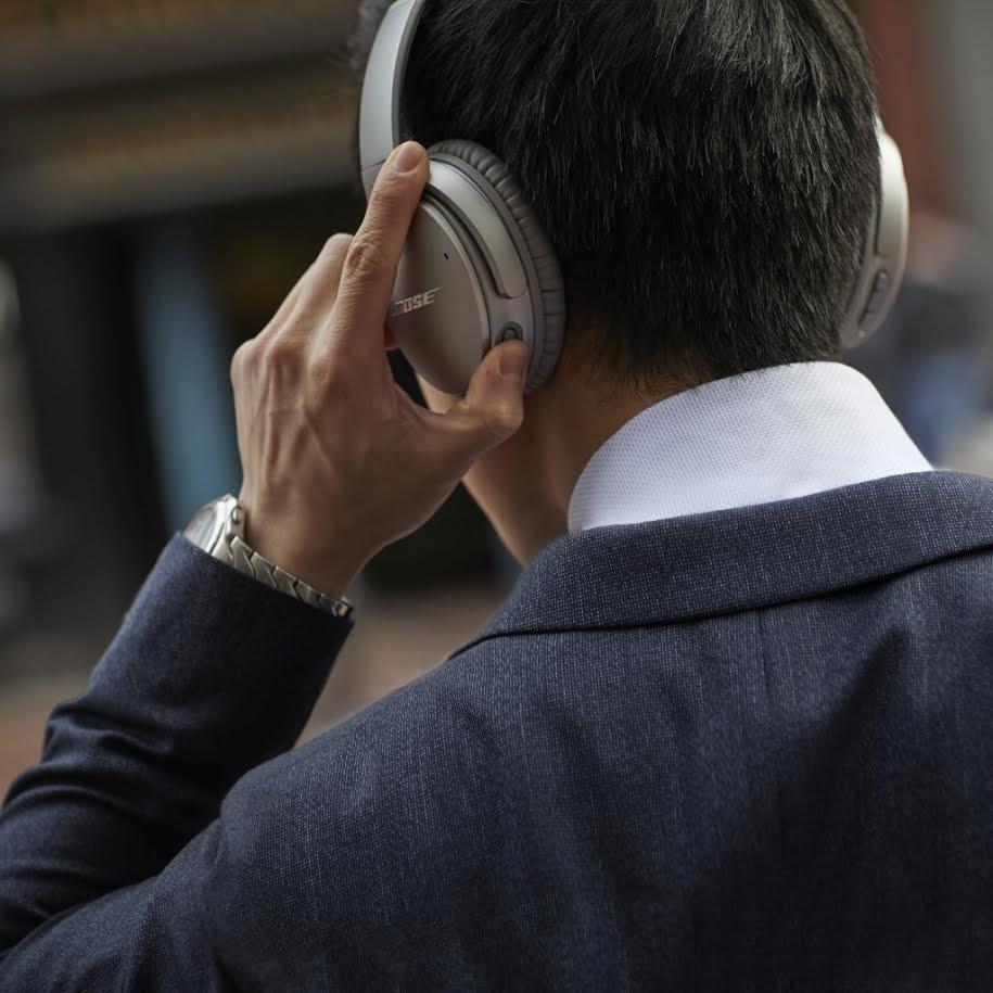 Sluchátka Bose QuietComfort 35 II nyní podporují digitální asistentku Alexa