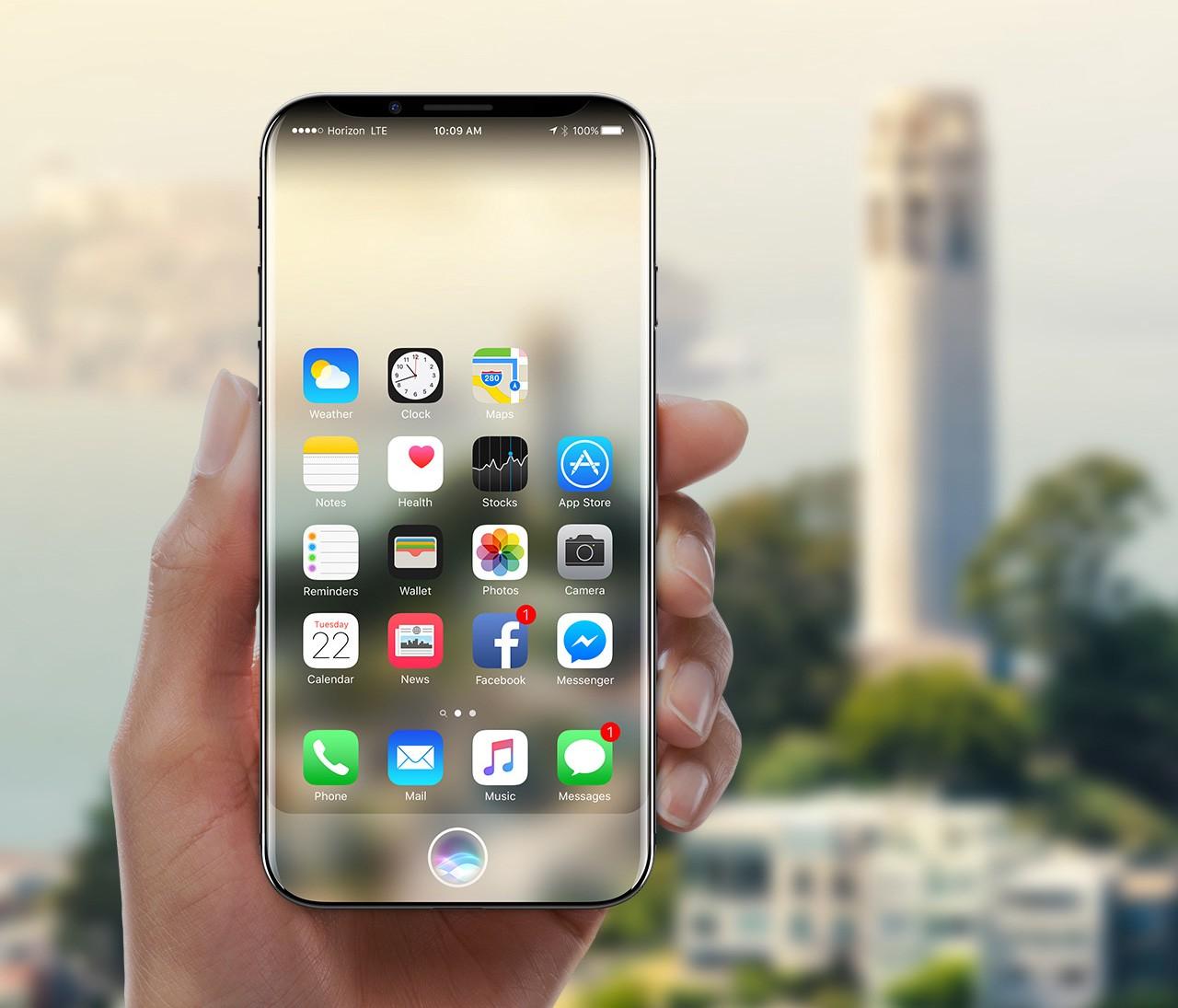 iPhone by se mohl dočkat dotykových postranních displejů