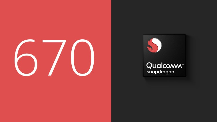 Qualcomm představil nový Snapdragon 670