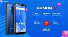 Ulefone Armor 5 je nyní v předprodeji za exkluzivní cenu 4 200 korun [Sponzorovaný článek]
