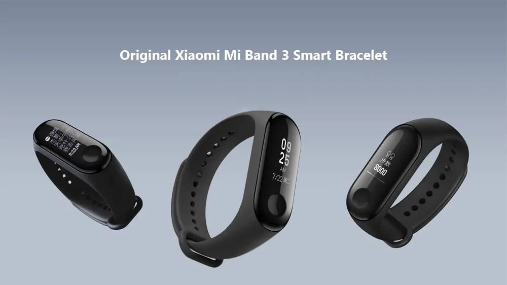 Xiaomi Mi Band 3 – exkluzivní sleva na omezený počet kusů u GearBestu! [sponzorovaný článek]