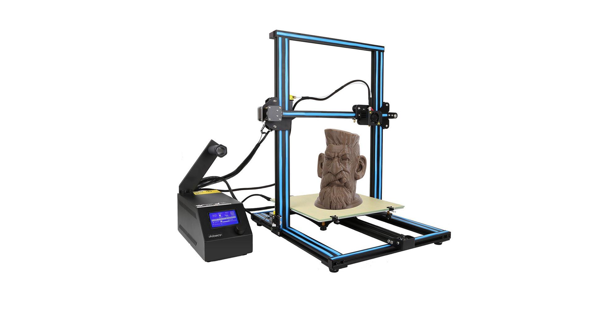Skvělá 3D tiskárna Creality 3D nyní s 52% slevou! [sponzorovaný článek]