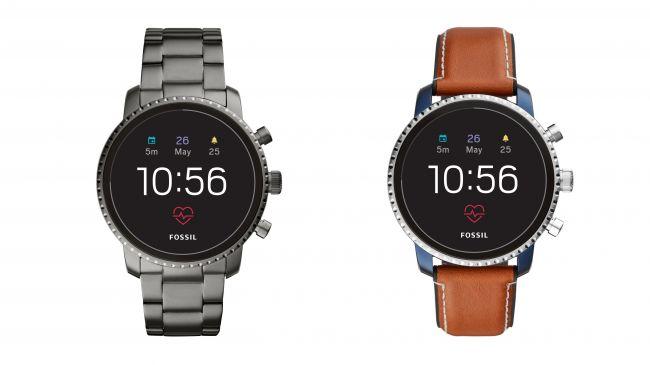 Fossil Q Explorist HR a Venture HR je čtvrtá generace chytrých hodinek