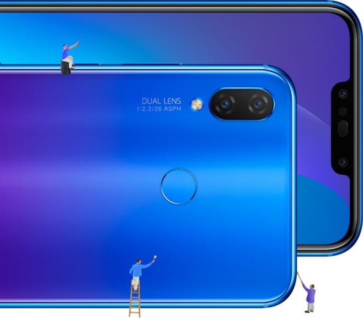 Huawei uvádí model P Smart+ pro Evropu
