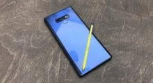 Samsung Galaxy Note 9 – první pohled
