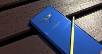 Samsung Galaxy Note 9 – vyladěno k dokonalosti? [recenze]