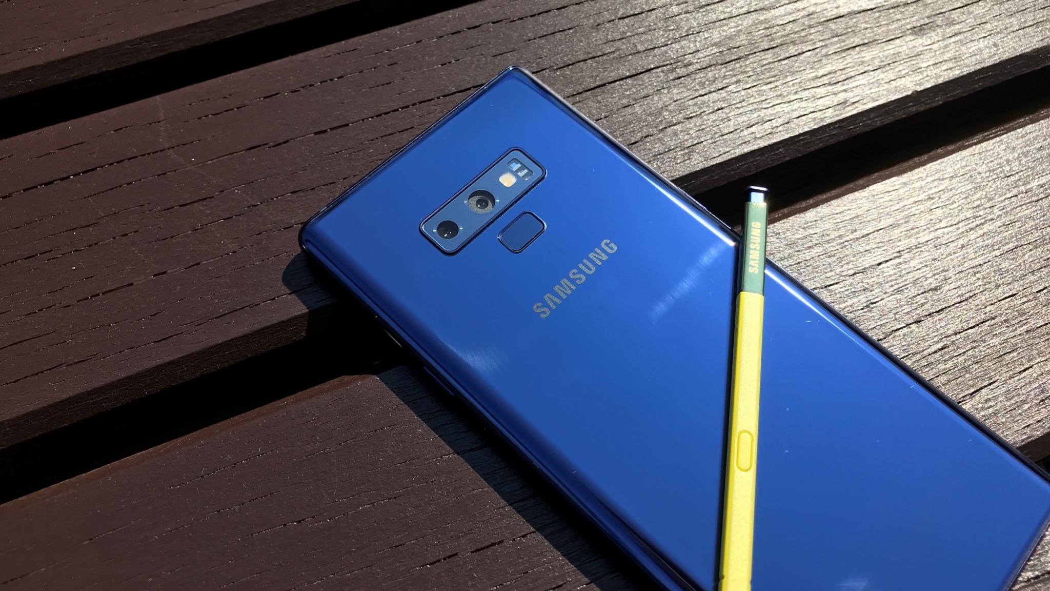 Samsung možná skryje foťák do stylusu
