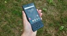 BlackBerry se vrátí s 5G a klávesnicí