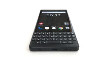 BlackBerry Key2 – tlačítkový král [recenze]