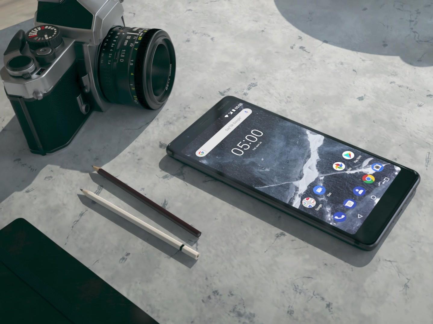 Nová Nokia 5.1 se nyní dostává na náš trh