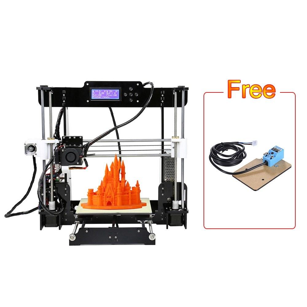 Skvělá 3D tiskárna Anet A8 nyní za lidovou cenu a z českého skladu![sponzorovaný článek]