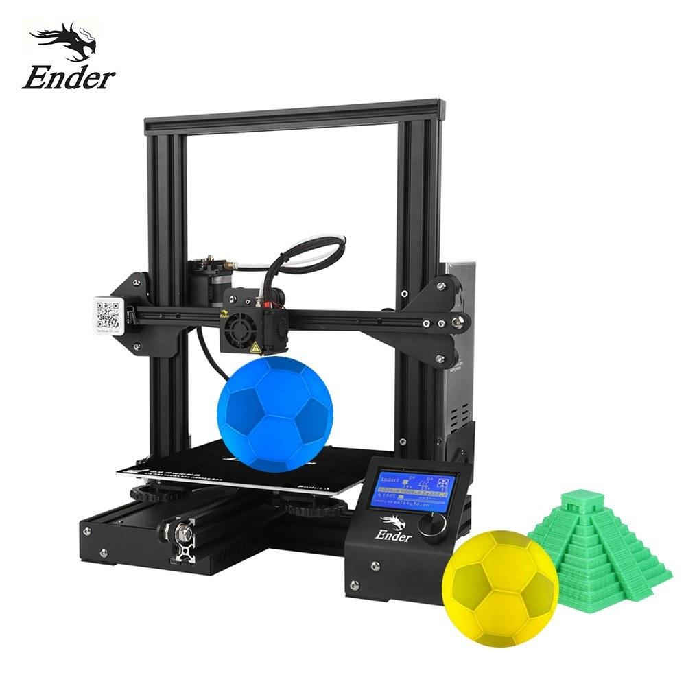 6e051205e67 Skvělá 3D tiskárna Creality 3D nyní za nejnižší cenu v historii ...