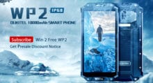 Oukitel WP2 je dalším obrněným telefonem s velikou baterií