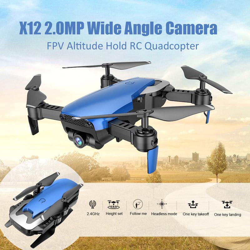 TomTop: Úžasný a spolehlivý dron Goolrc X12 jen nyní za nízkou cenu! [sponzorovaný článek]