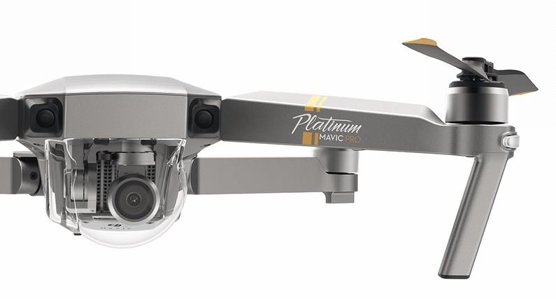 Originální dron DJI Mavic Pro Platinum za nízkou cenu [sponzorovaný článek]