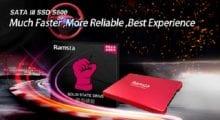 Rychlý a kvalitní SSD disk Ramsta S800 za velmi nízkou cenu! [sponzorovaný článek]