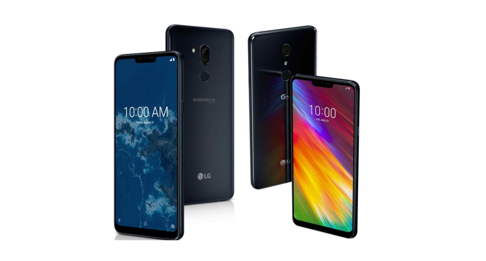 LG G7 One je první mobil od LG s Android One