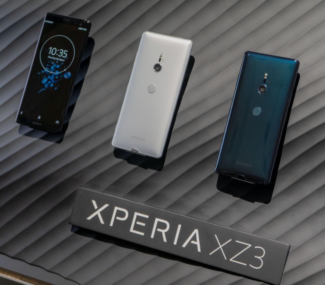 Xperia XZ3 – bezrámečkový design? [první dojmy]