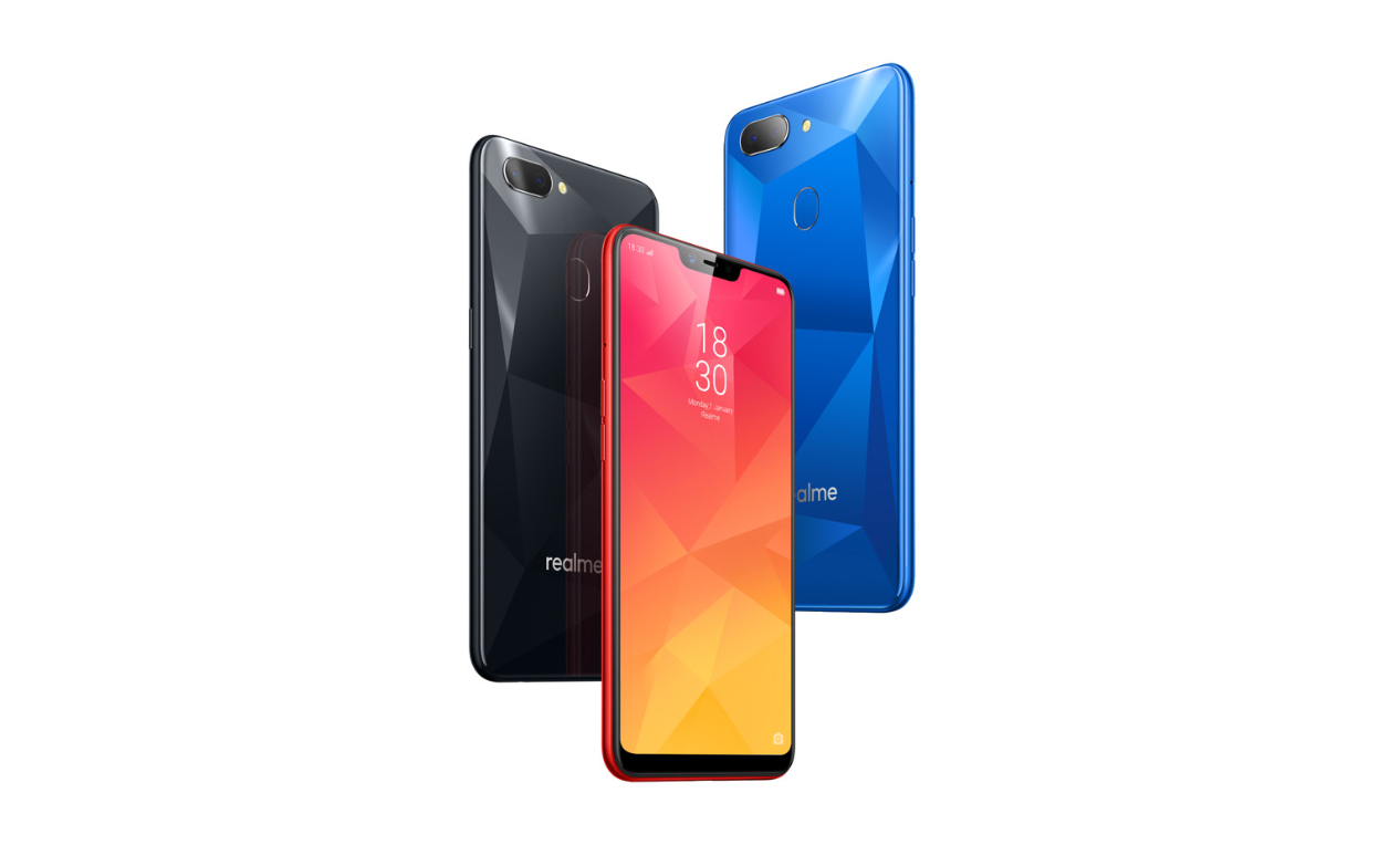 Realme 2 je druhý mobil této nové značky