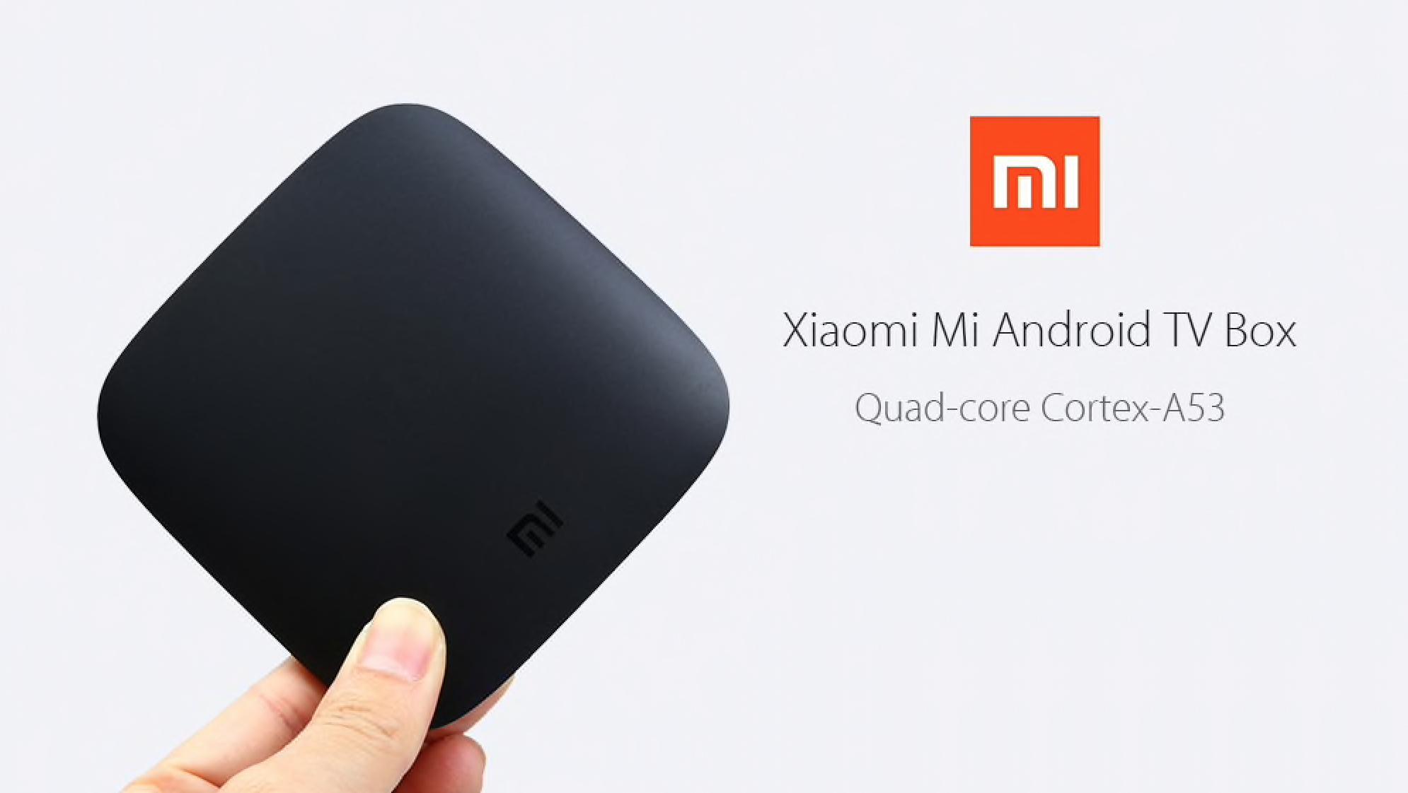 Gearbest: Originální Xiaomi Mi TV Box nyní za nižší cenu [sponzorovaný článek]
