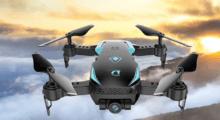 Gearbest: Úžasný a spolehlivý dron X12 jen nyní za nejnižší cenu! [sponzorovaný článek]