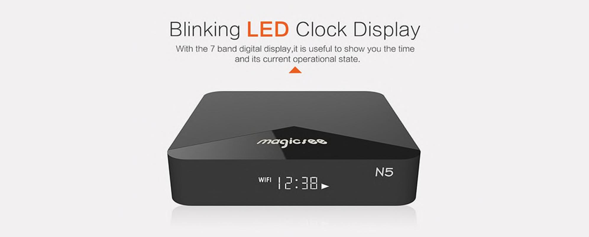 Gearbest: Našlapaný TV Box MAGICSEE N5 nyní zakoupíte za pár stovek! [sponzorovaný článek]