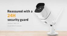 FullHD bezdrátová IP kamera jen nyní ve slevě za pár korun! [sponzorovaný článek]