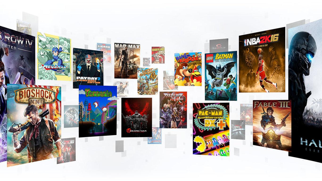 Microsoft vydal aplikaci Xbox Game Pass pro lepší správu vašich her