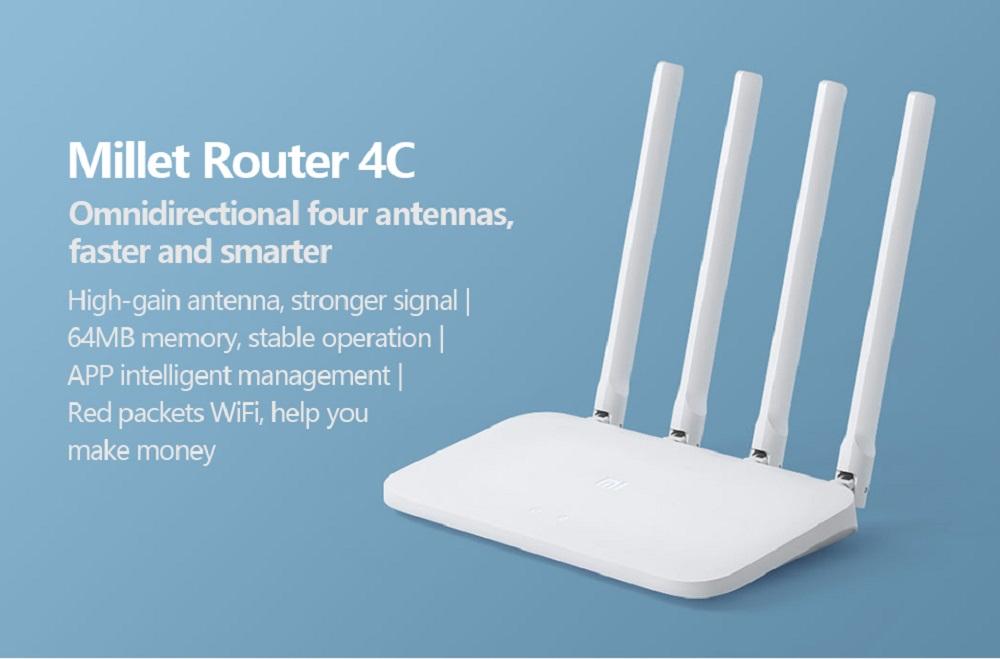 Xiaomi Mi WiFi Router čtvrté generace za nižší cenu [sponzorovaný článek]