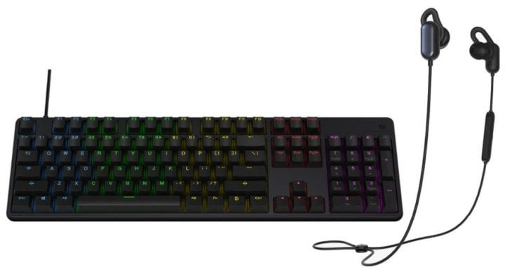 Xiaomi mi rgb mechanical keyboard