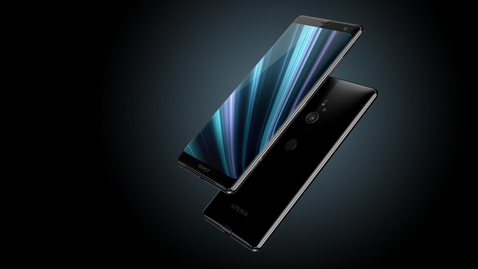 Sony Xperia XZ3 bude stát 19 990 Kč [aktualizováno]