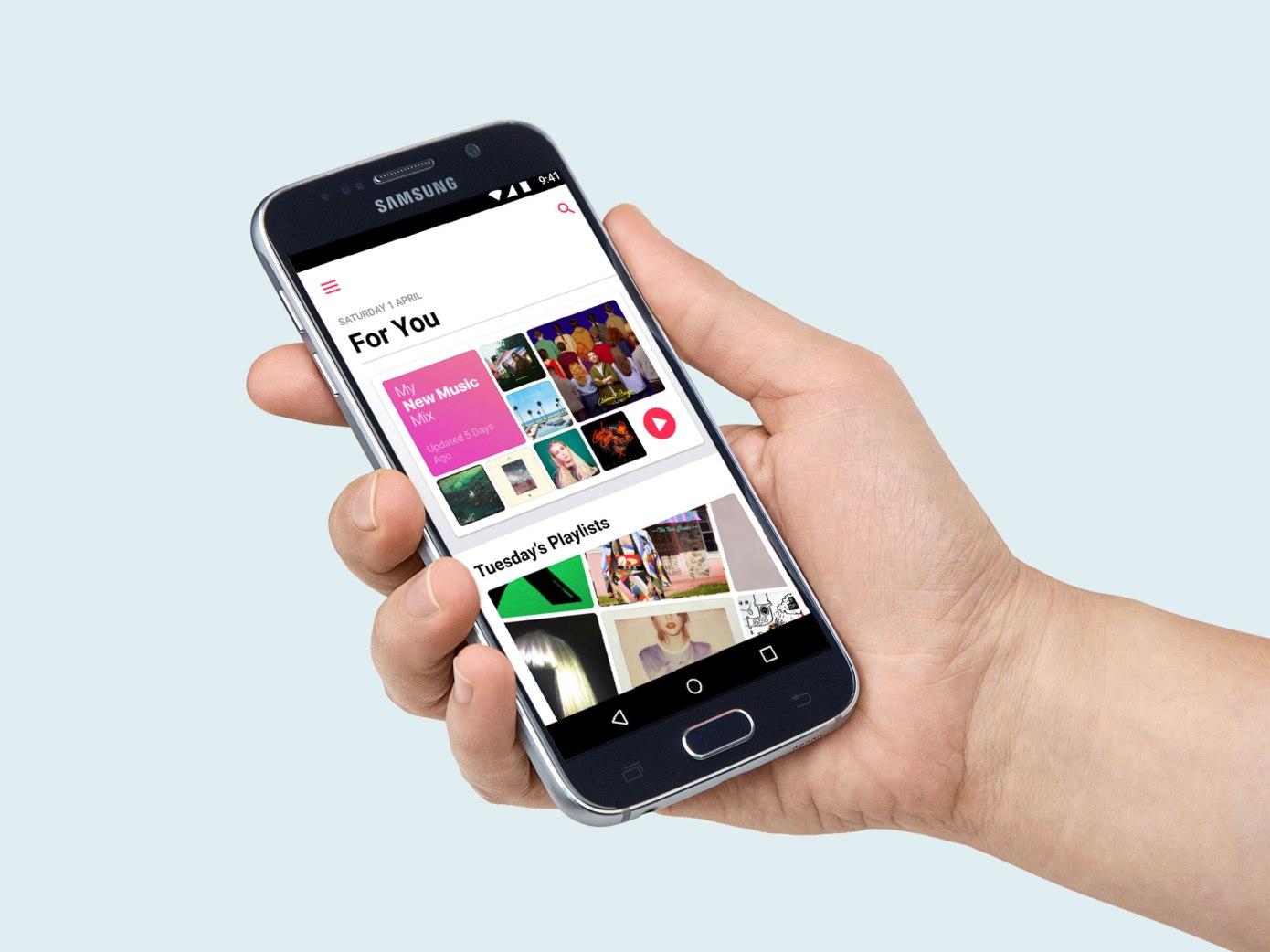 Apple Music chystá nový playlist Friends Mix, dočkáme se ho již za měsíc