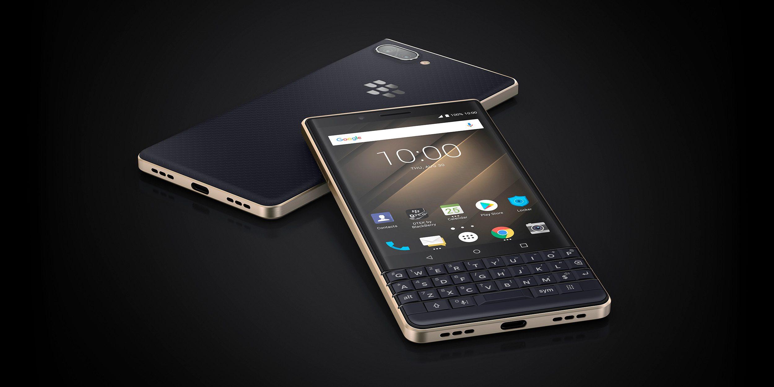 BlackBerry KEY2 LE – odlehčená verze představena