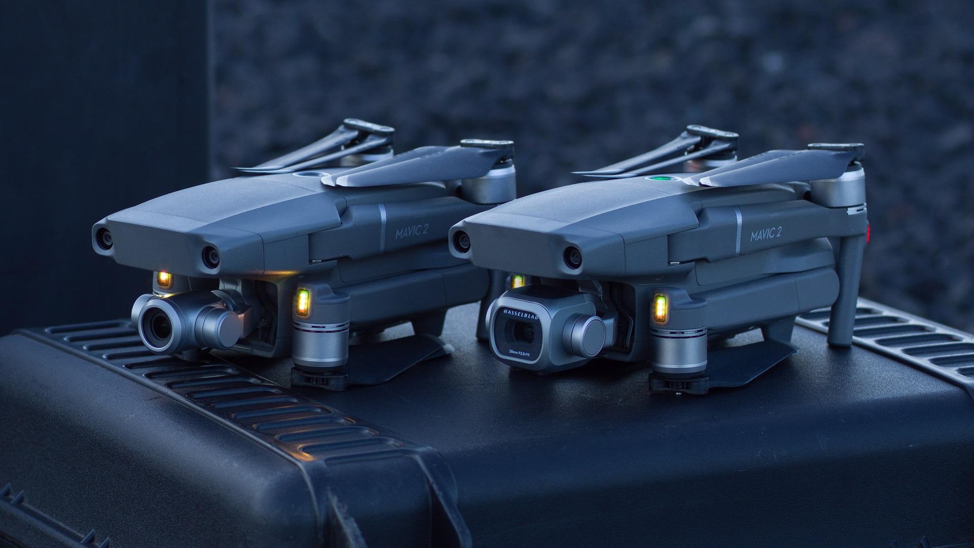 Nové drony DJI Mavic 2 za výjimečnou cenu u GearBestu! [sponzorovaný článek]